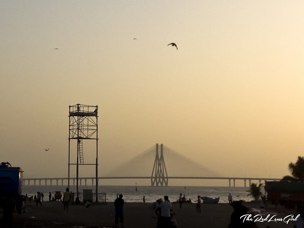 Mumbai, Travel Photography, Casual Abstractions, Sea Link
