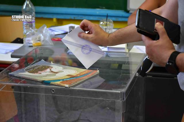 Τα αποτελέσματα των Εθνικών εκλογών 2019 στο Δήμο Ερμιονίδας