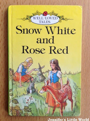 Ladybird Well Loved Tales - Snow White and Rose Red