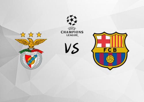 Benfica vs FC Barcelona  Resumen y Partido Completo
