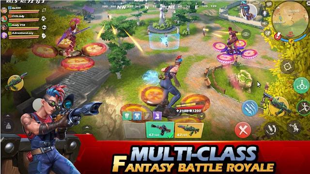 Rekomendasi Game Android Battle Royale Analog Yang Layak Di Coba Tahun 2019