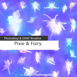 Shiny Fairy PS Brushes