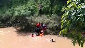 Gara-gara Pacar Selingkuh, Seorang Remaja Ceburkan Diri Ke Sungai