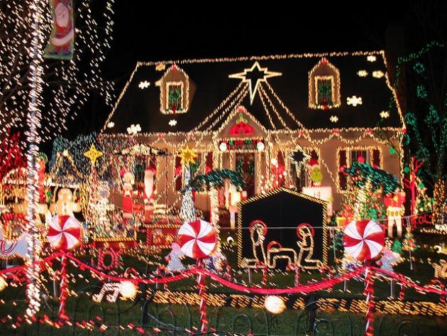 Fotos De La Navidad En Estados Unidos.Imagenes De Como Se Celebra La Navidad En Estados Unidos