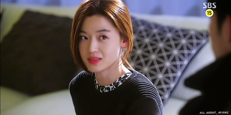 Jeon Ji-Hyeon 전지현 《별에서 온 남자 ชื่อเรื่องอื่นๆ 來自星星的男人》You Who Came From the Stars