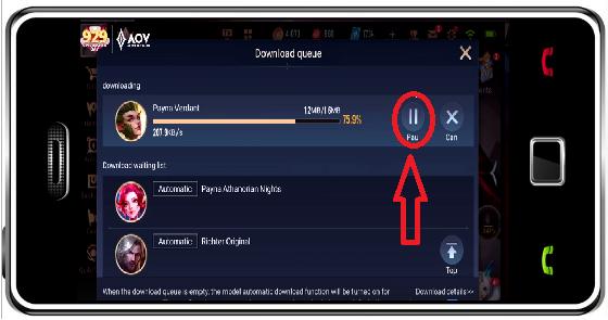 download game Arena of Valor AOV Lite