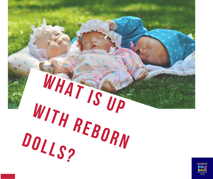 What is a reborn baby doll?