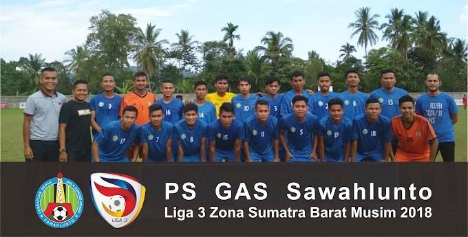 PS GAS Ditahan Imbang PES Pessel 1-1