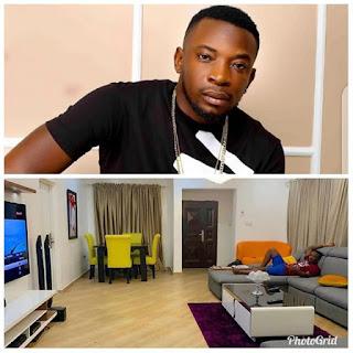 Peks Ikeji Acquires New Home At Park View Estate, Ikoyi Island, Lagos.