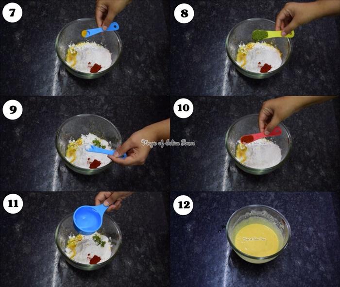 Ratalu Puri - Yam Fritters Recipe - रतालू पुरी रेसिपी - Priya R - Magic of Indian Rasoi