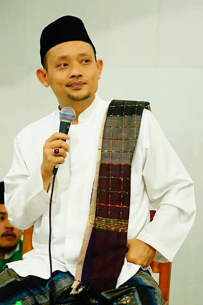 Foto KH. Abdullah Saad Solo