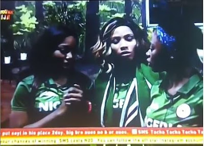 """#BBNaija: """"I Didn't See Anything"""" - Esther Denies Seeing Gedoni and Khafi Having S*x But Gossip (VIDEO)"""