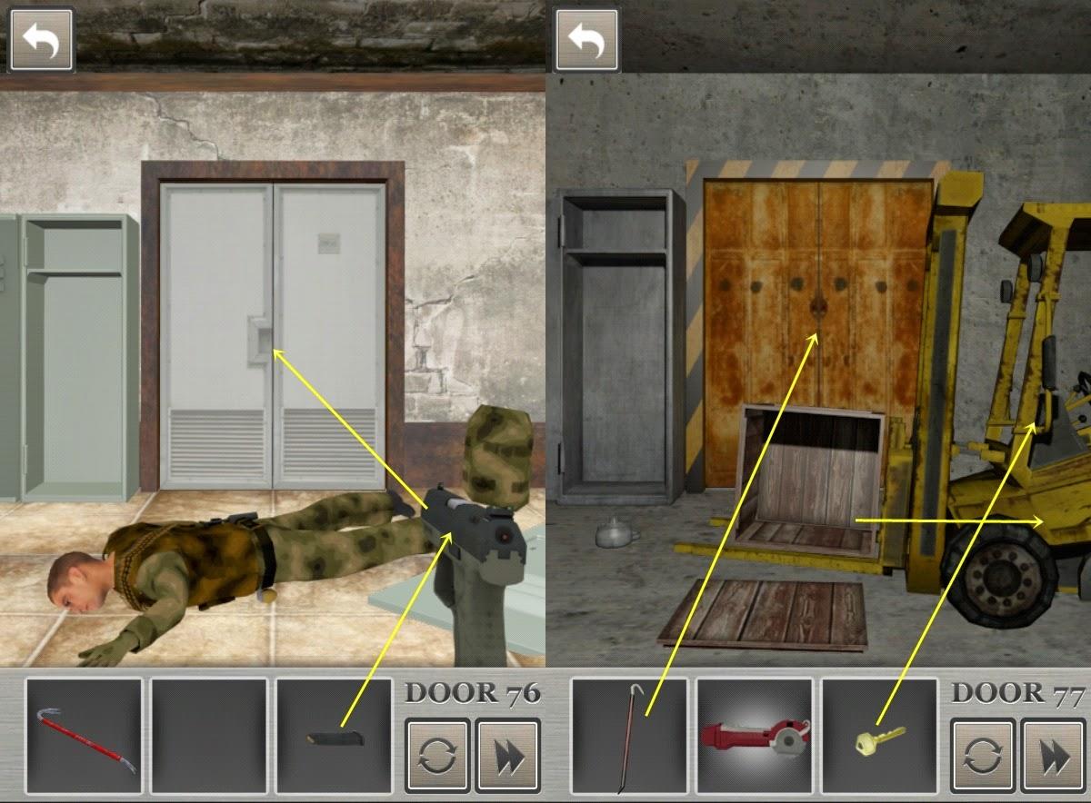 100 Locked Doors Level 76 77 78 79 80 & 100 Doors 77 \u0026 100 Doors Legends Guide Level 76 77 78 79 80\
