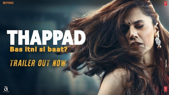 Thappad 2020 Full Movie Download Leaked on Filmywap in 720p HD