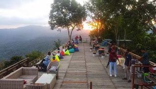 Info Lokasi Coffee Angkasa di Wisata Bukit Pulepayung yang Hits
