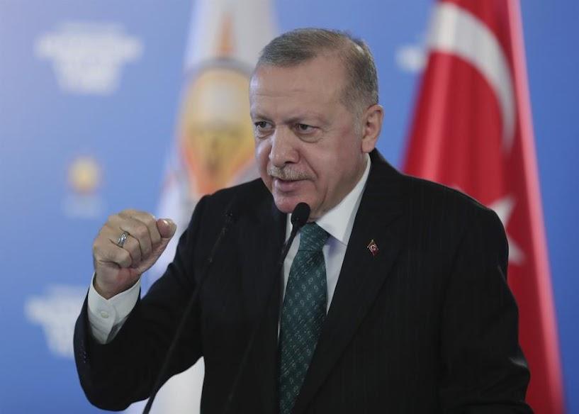Οργισμένη απάντηση του Ερντογάν σε δήλωση για «κρεμάλα»
