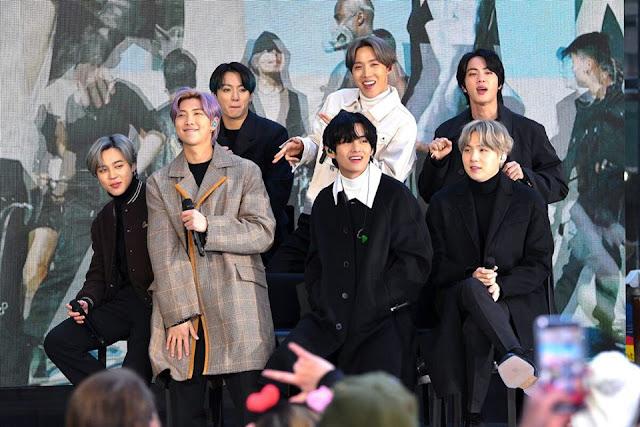 Nhóm nhạc BTS hủy bỏ các buổi diễn tại thủ đô Seoul, Hàn Quốc vì dịch virus Corona