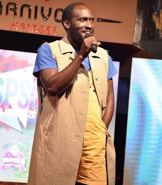 Did you know famous comedian DJ SHITI once slept in cold  along Koinange Street?, Inspiring story of how he rose to fame.