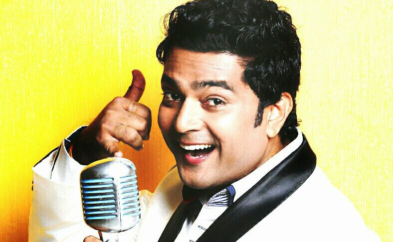 Navin Prabhakar No 1 Corporate Comedian Of India: Press Release
