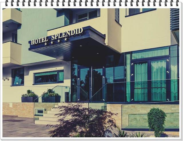 Impresii New Splendid Hotel Spa Mamaia Nord