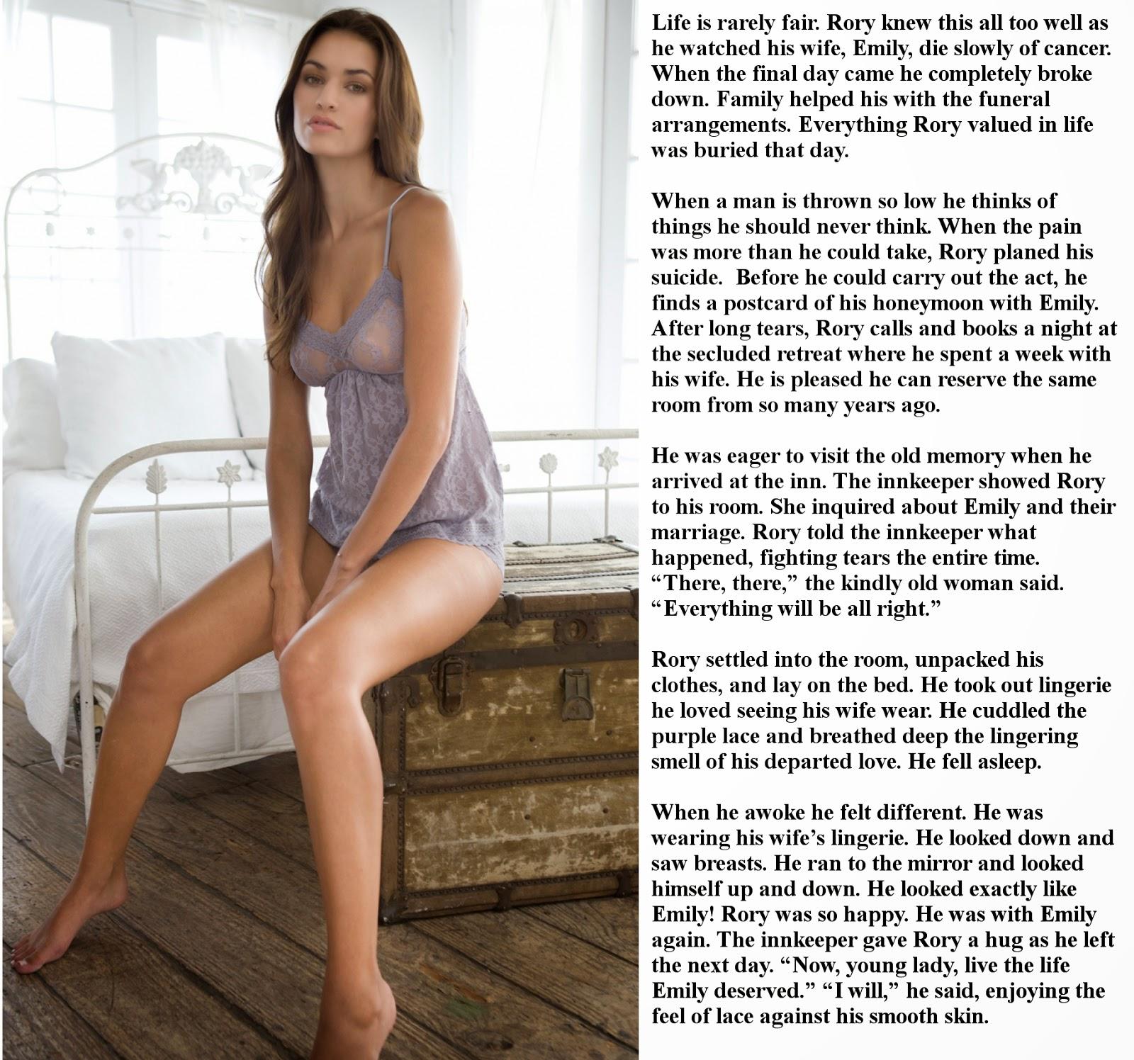 Wife Buys Husband Panties Stories 114