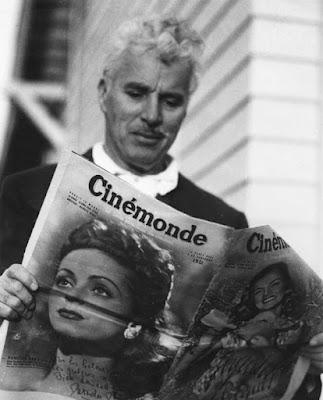 Чарльз Чаплин в 1946 году
