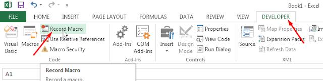 Cara Membuat Shortcut Kombinasi Keyboard di Microsoft Excel