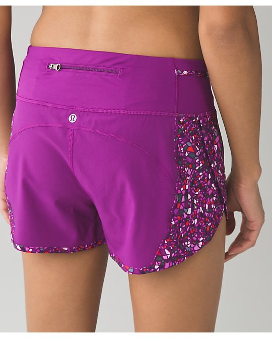 lululemon  real-quick-short plum