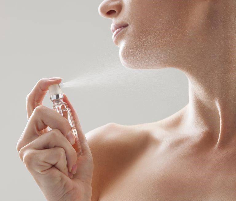 Fijar el Perfume en tu Piel