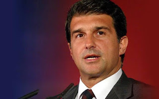 Barcelona boss Ronald Koeman reveals that Laporta tried signing him to Barca in 2003'