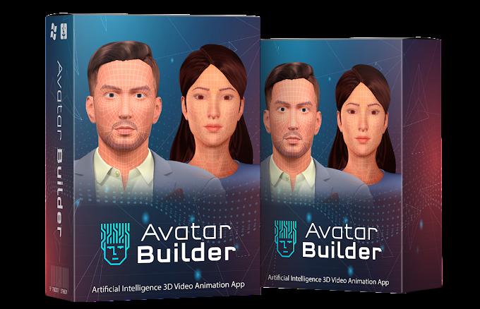 Avatar Builder Review: World's First Visual Custom 3D Avatar Builder For Effortless Video Creation.