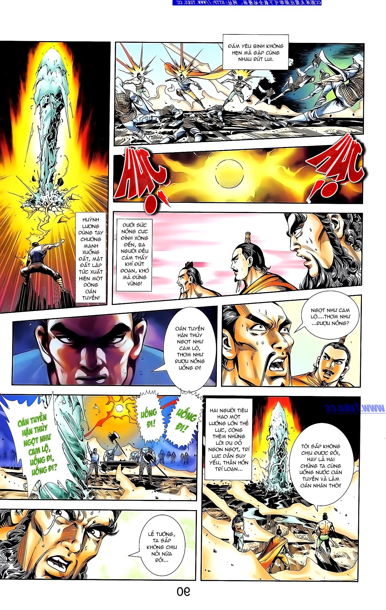Cơ Phát Khai Chu Bản chapter 135 trang 16