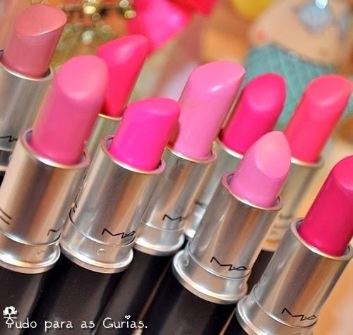 Especial: Outubro Rosa; batom rosa