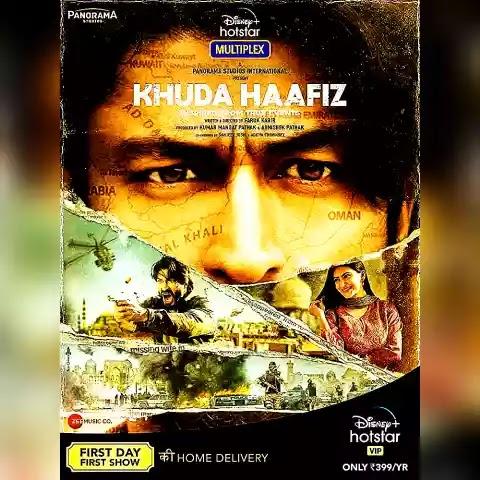Khuda Haafiz (2020) movie review.