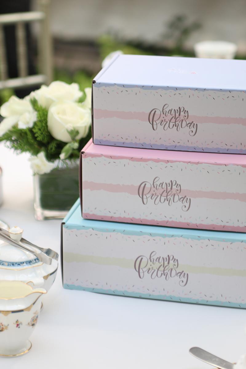 Althea\'s DIY Birthday Box - Althea Korea