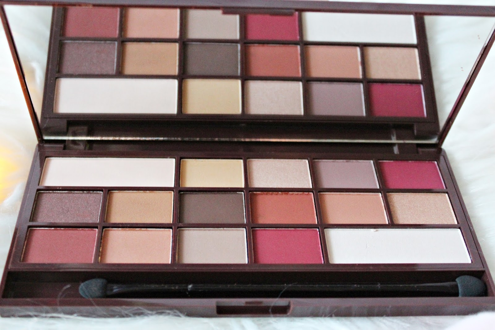 I Heart Makeup Chocolate Elixir - Czekoladka Makeup Revolution