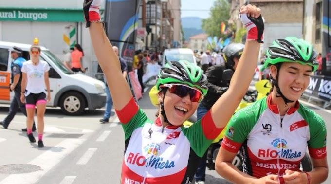 Final con victoria en la Copa de España para el Club Ciclista Meruelo