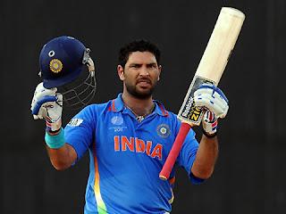 Yuvraj Singh 113 vs West Indies Highlights