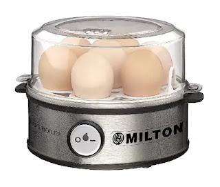 MILTON Smart Egg Boiler Machine - 360 Watt | Best Egg Boiler Machine in India | Electric Egg Boiler Reviews
