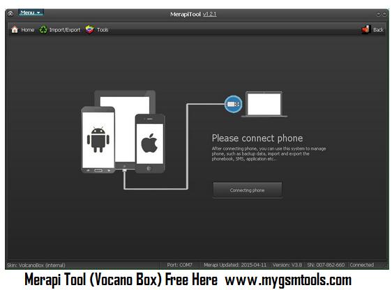 MERAPI device & V1.4.7 Full Setup Updated Tools Download Free