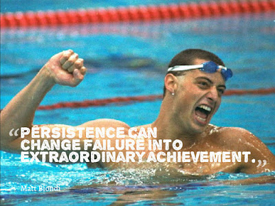 Motivational Quotes by Swimming Athletes