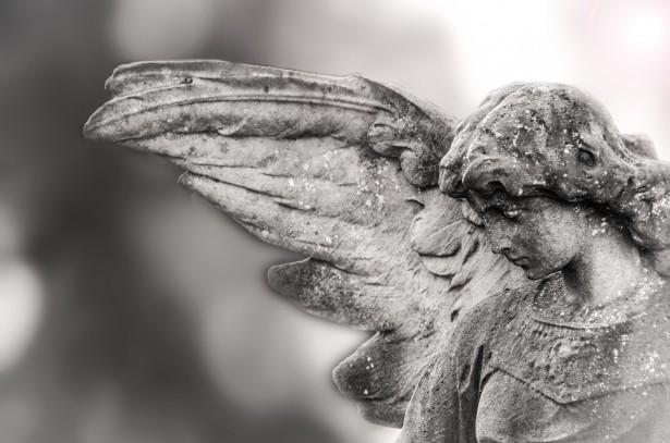 presencia de un ángel