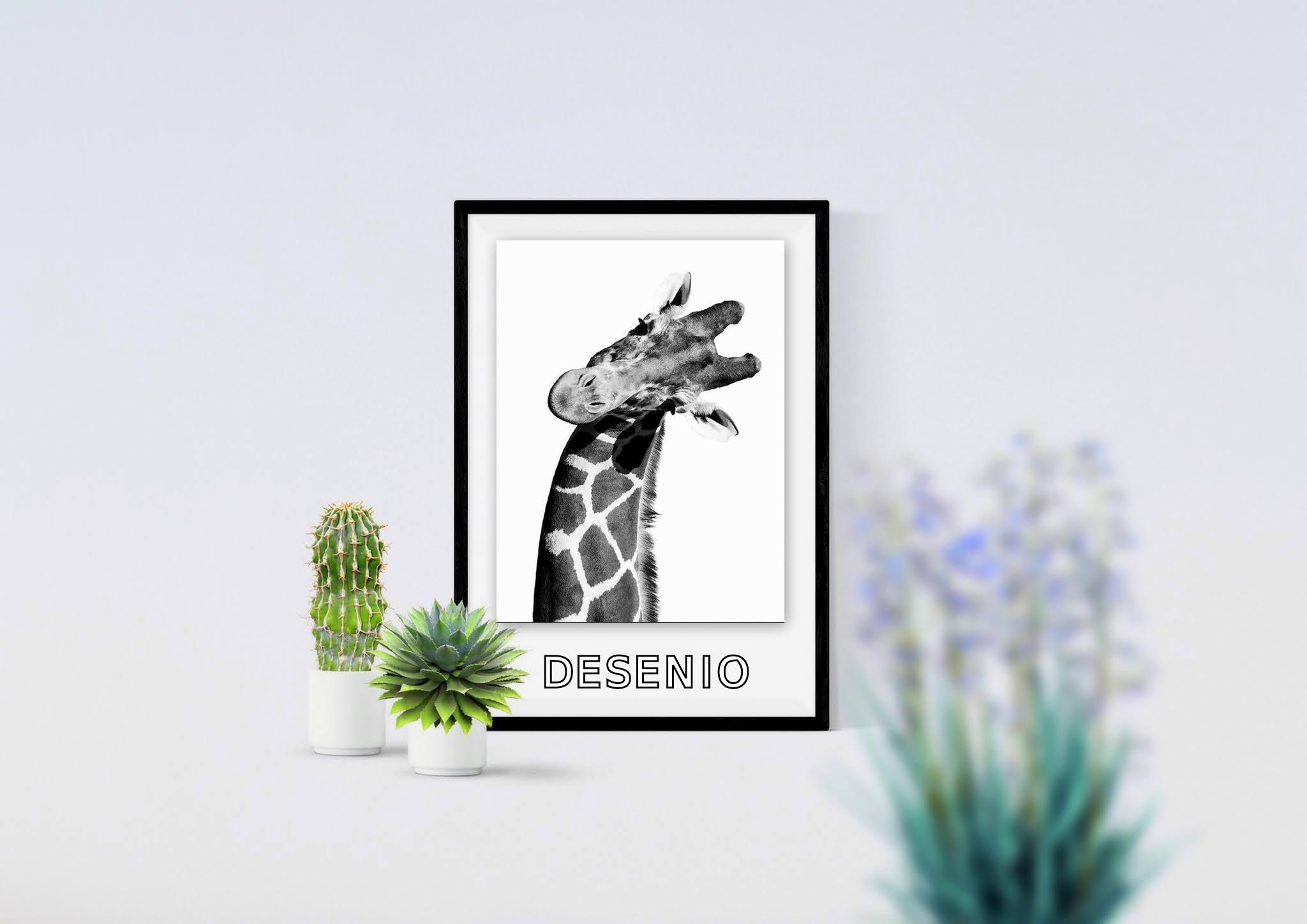Plakat jako stylowa i nowoczesna alternatywa obrazu - DESENIO