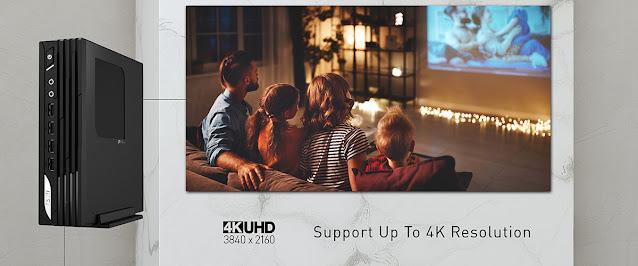 Pro DP21 11M 4K video