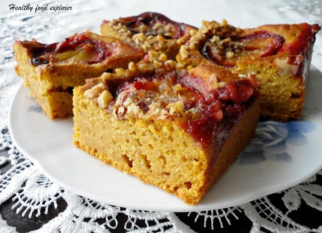 Łatwe ciasto z dynią