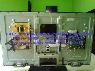 Perbaikan Panasonic TH-L39EM6G