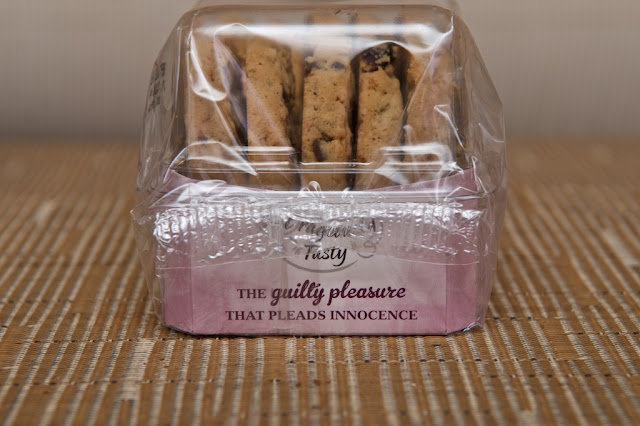 Raspberry, White Chocolate and Pistachio Crumbles Border Biscuits Ltd.