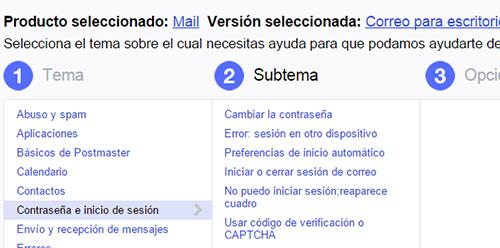 Sesion yahoo inicio de Yahoo! Mail