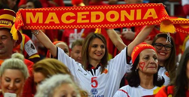 Handball: Mazedonien gegen Rumänien in den Playoffs zur WM 2019