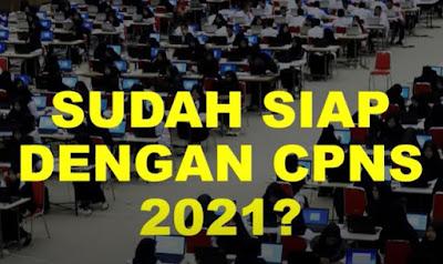 Formasi CPNS 2021 Paling Dibutuhkan